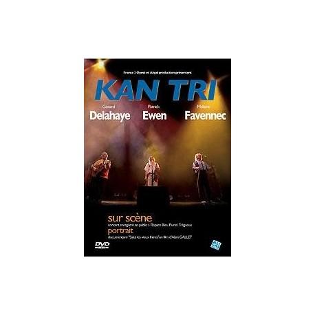 DVD KAN TRI
