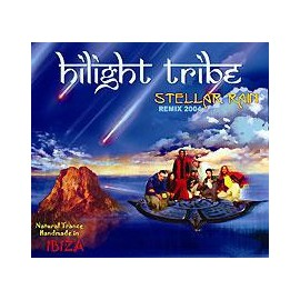 CD HILIGHT TRIBE - STELLAR RAIN