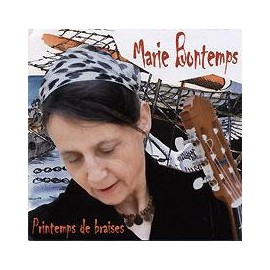 CD MARIE BONTEMPS - PRINTEMPS DE BRAISES