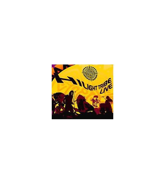 CD HILIGHT TRIBE - LIVE