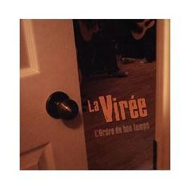 CD LA VIREE - L'ORDRE DU BON TEMPS (4015000)