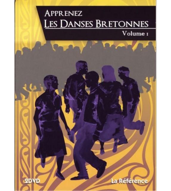 DVD APPRENEZ LES DANSES BRETONNES - Vol 1
