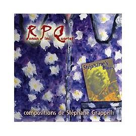 CD RONAN PINC - STEPHANE'S BLUES