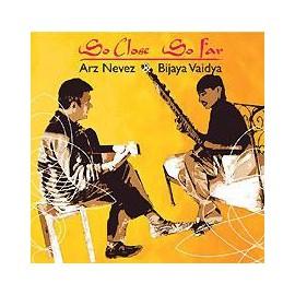 CD ARZ NEVEZ - SO CLOSE SO FAR