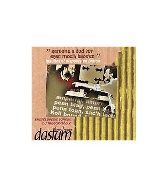 CD DASTUM - KEMENT A DUD FUR EGET MOC'H BADE'ET