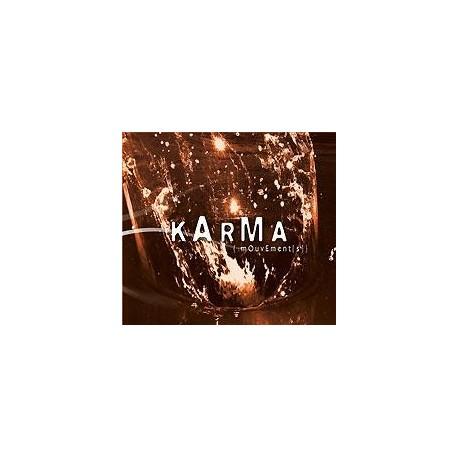 CD KARMA - MOUVEMENTS