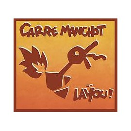 CD CARRÉ MANCHOT - LAYOU