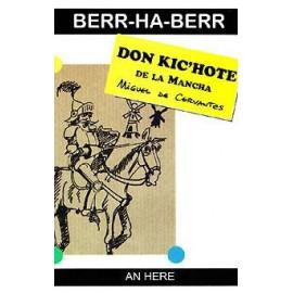 DON KIC'HOTE DE LA MANCHA