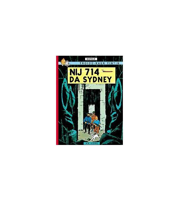 TINTIN NIJ 714 DA SYDNEY -VOL 714 POUR SYDNEY
