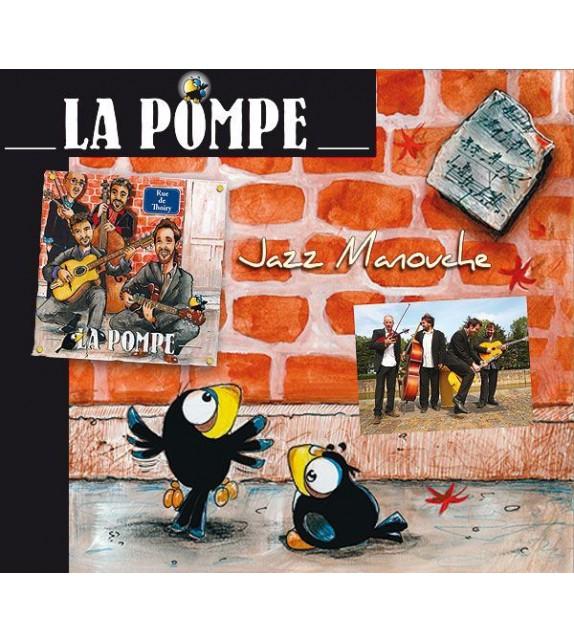 CD LA POMPE - RUE DE THOIRY