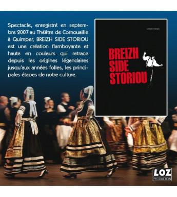 DVD BREIZH SIDE STORIOU