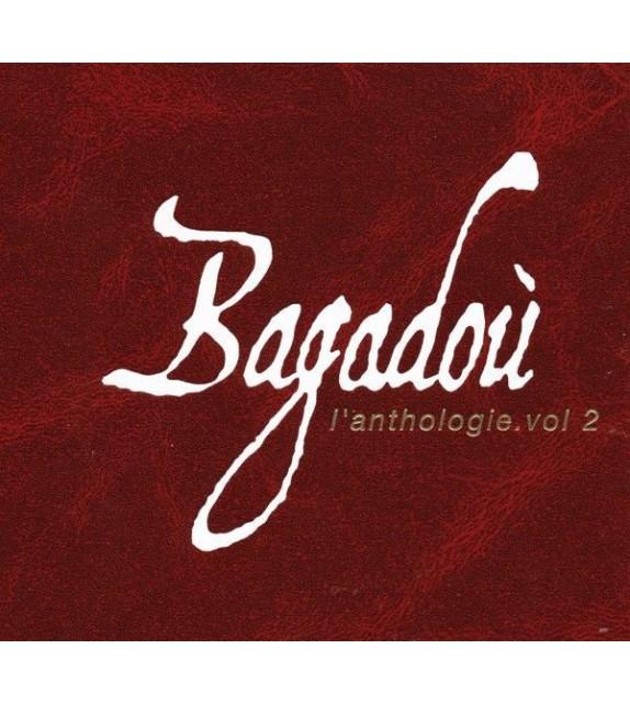CD BAGADOU L'ANTHOLOGIE VOL2