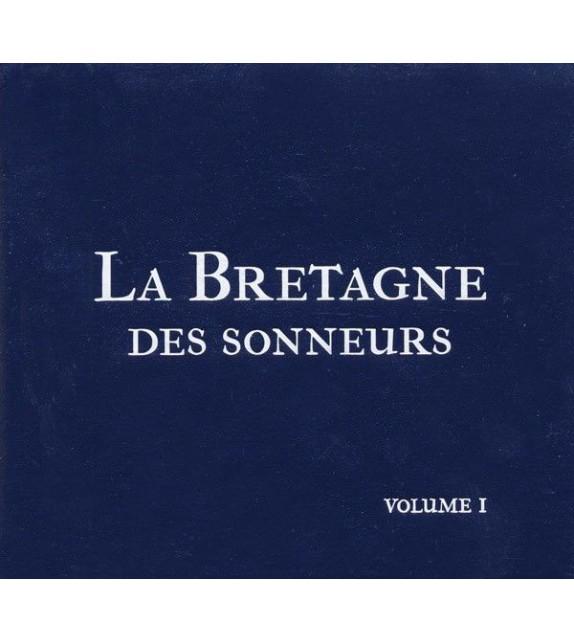 CD LA BRETAGNE DES SONNEURS - Double cd.