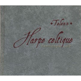 CD HARPE CELTIQUE - ANTHOLOGIE VOL 2