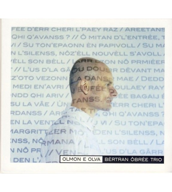 CD BERTRAN OBREE TRIO - OLMON E OLVA