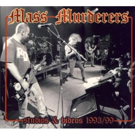 CD DVD MASS MURDERERS