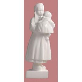 ENFANT PORTANT BEBE EMAIL BLANC (6010687)