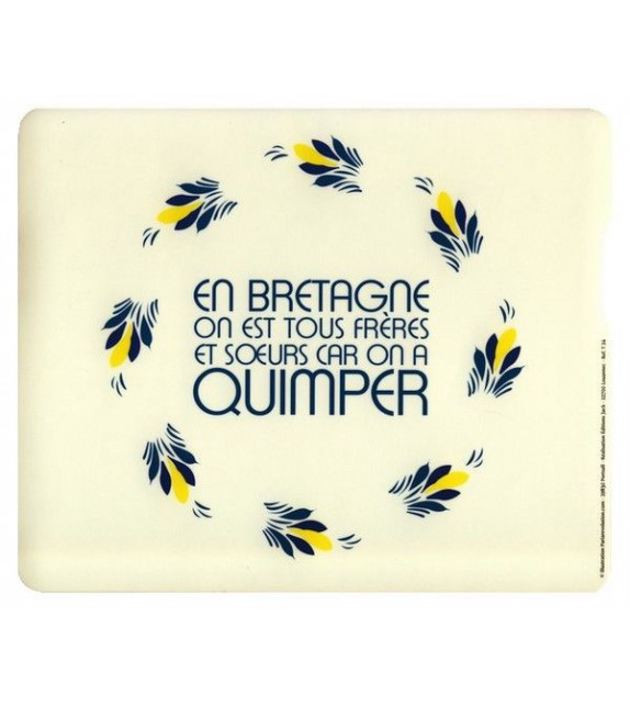 TAPIS DE SOURIS QUIMPER