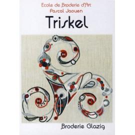 TRISKEL KIT DE BRODERIE (4014633)