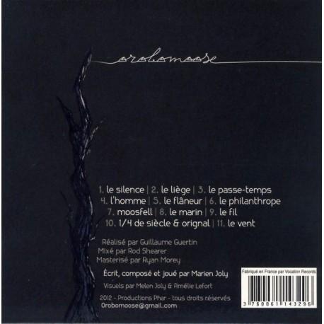 CD MOOSY - OROBOMOOSE
