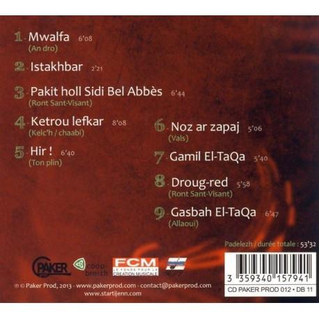 CD STARTIJENN - EL TAQA LIVE