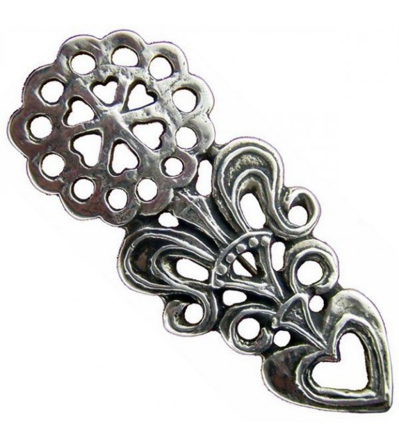 BROCHE GRAND FLEURON 6628 (6020471)