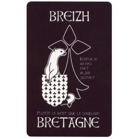 MAGNET BREIZH HERMINE (6020438)