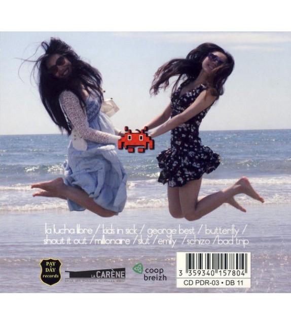 CD LA LUCHA LIBRE - PORN PIXEL