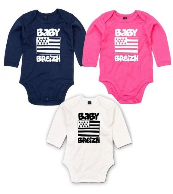 BODY BABY BREIZH (6020545)