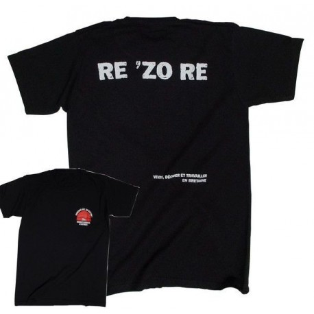 TEE-SHIRT RE 'ZO RE BONNET ROUGE (6020656)