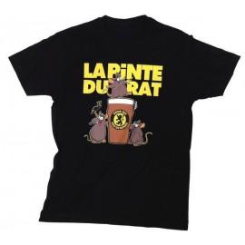 TEE-SHIRT LA PINTE DU RAT (6020660)