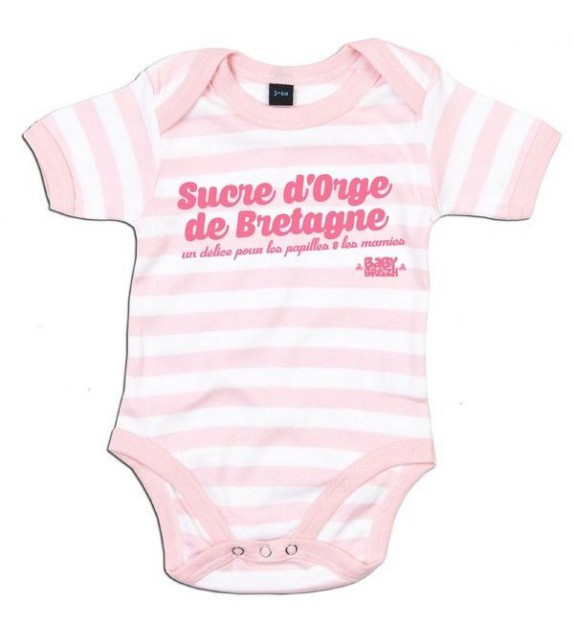 BODY SUCRE D'ORGE
