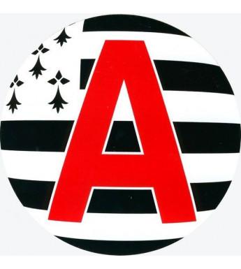 AUTOCOLLANT JEUNE CONDUCTEUR (6010858)