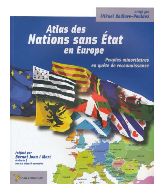 ATLAS DES NATIONS SANS ÉTAT EN EUROPE