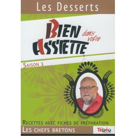 DVD BIEN DANS VOTRE ASSIETTE - LES DESSERTS (4015812)