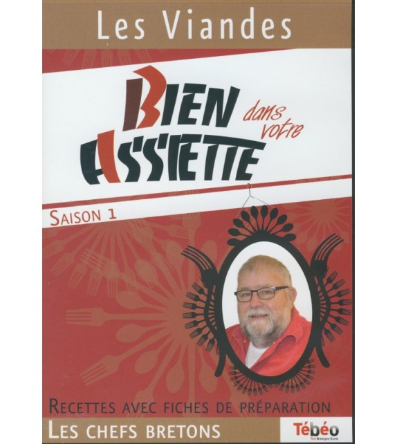 DVD BIEN DANS VOTRE ASSIETTE - LES VIANDES (4015810)