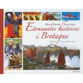 ÉTONNANTES HISTOIRES DE BRETAGNE