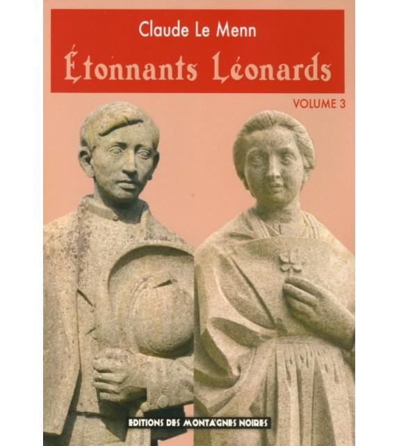 ÉTONNANTS LÉONARDS Volume 3