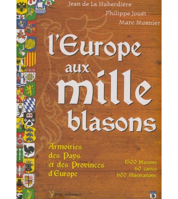 L'EUROPE AUX MILLE BLASONS