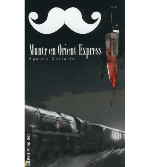 MUNTR EN ORIENT-EXPRESS - LE CRIME DE L'ORIENT EXPRESS