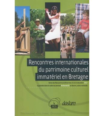 RENCONTRE INTERNATIONALES DU PATRIMOINE CULTUREL IMMATÉRIEL EN BRETAGNE
