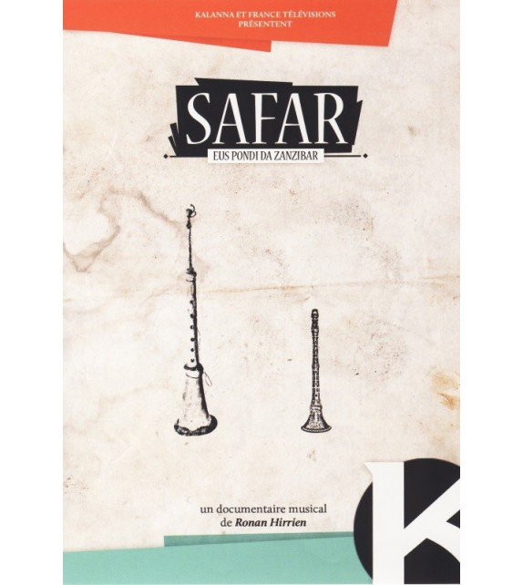 DVD SAFAR - Documentaire musical(4015839)
