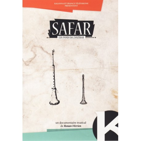 DVD SAFAR - Documentaire musical(4015839)