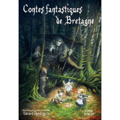 CONTES FANTASTIQUES DE BRETAGNE