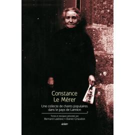 CONSTANCE LE MERER - COLLECTE DE CHANTS POPULAIRES EN TREGOR