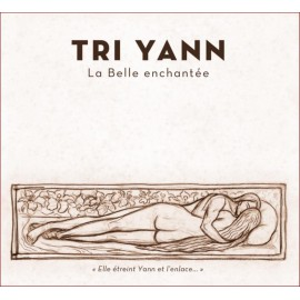 CD TRI YANN - LA BELLE ENCHANTÉE