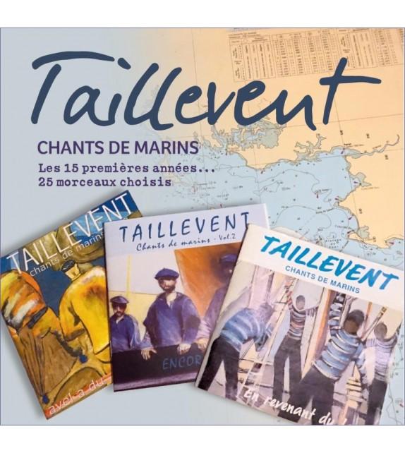 CD TAILLEVENT - LES 15 PREMIÈRES ANNÉES