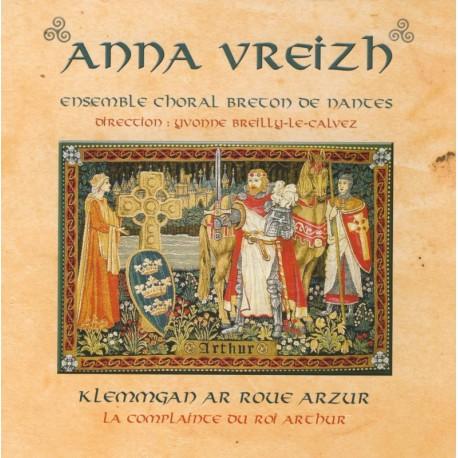 CD ANNA VREIZH - KLEMMGAN AR ROUE ARZUR