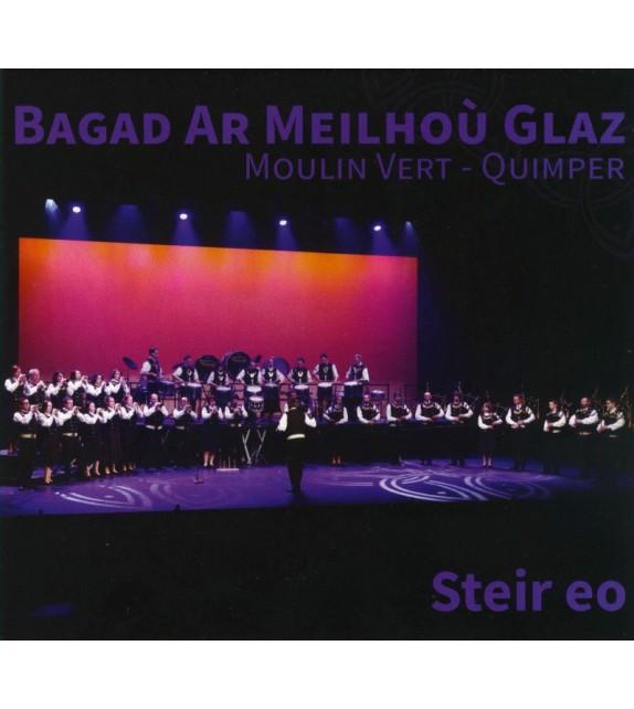 CD BAGAD AR MEILHOÙ GLAZ - STEIR EO