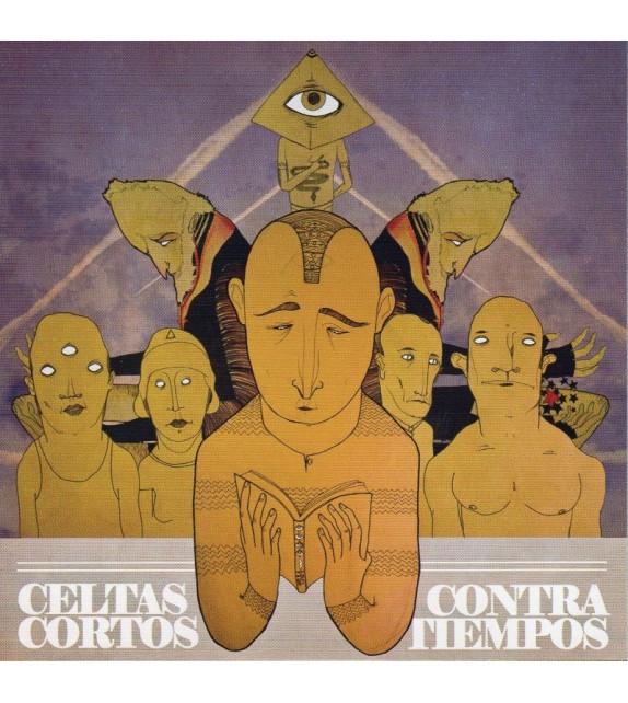 CD CELTAS CORTOS - CONTRATIEMPOS